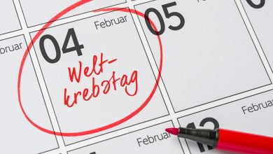 04. Februar - Weltkrebstag