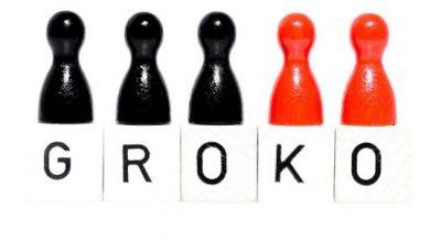 GroKo - Große Koalition