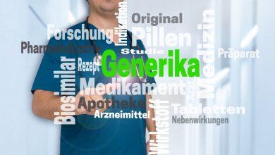 Generika. Foto: wsf-f - Fotolia.com