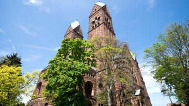 Erlöserkirche in Bad Homburg vor der Höhe, Hessen. Foto: © sehbaer_nrw - Fotolia.com