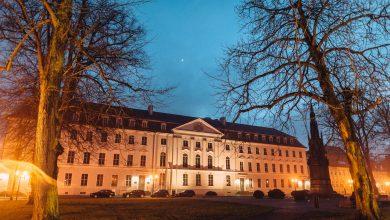 Hauptgebäude der Uni Greifswald. Foto: © Till Junker - Fotolia.com
