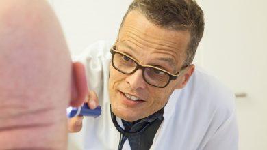 Prof. Martin Bornhäuser, Direktor der Medizinischen Klinik I des Dresdner Uniklinikums. Foto: Medizinische Fakultät der TU Dresden / Stephan Wiegand