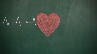 Symbolbild Herzstillstand