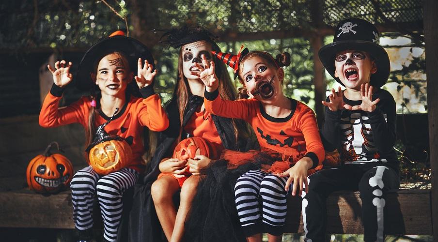 Zahl tödlicher Verkehrsunfälle bei Kindern an Halloween erhöht