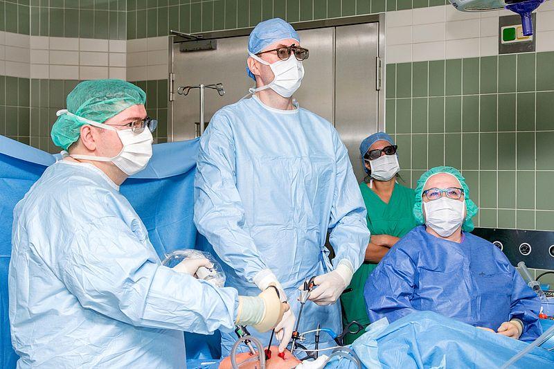 gebärmuttersenkung operation risiken