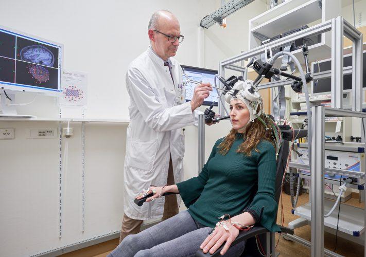 Zehn Millionen Euro zur Entwicklung neuartiger Hirnstimulation