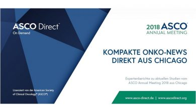 ASCO DIRECT 2018 (Screenshot), © art tempi communications