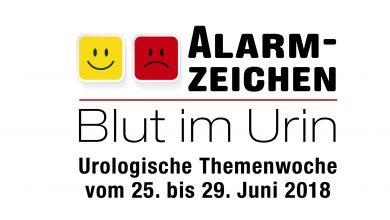 Logo der urologischen Themenwoche 2018